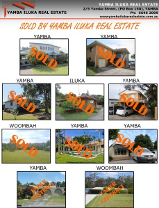 Yamba Iluka Real Estate Sold Properties